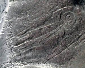 Nazca Spaceman