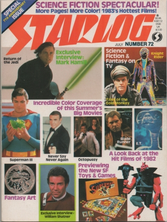 Starlog compressed