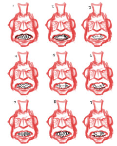 Gripptogg teeth ideas