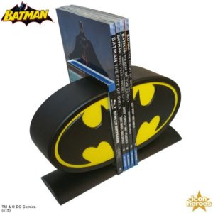 Icon Heroes Batman Bookends