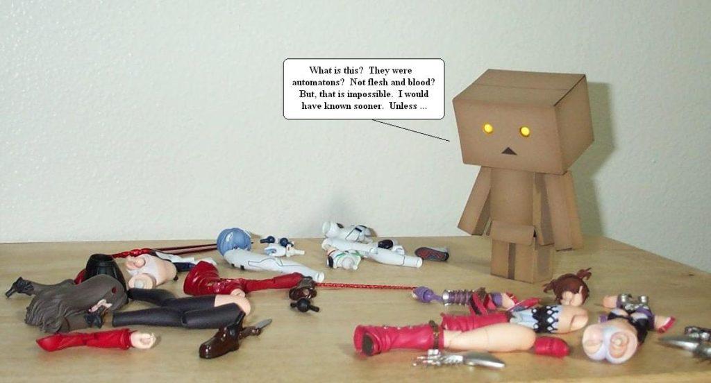 Brainy vs Frauleins 03