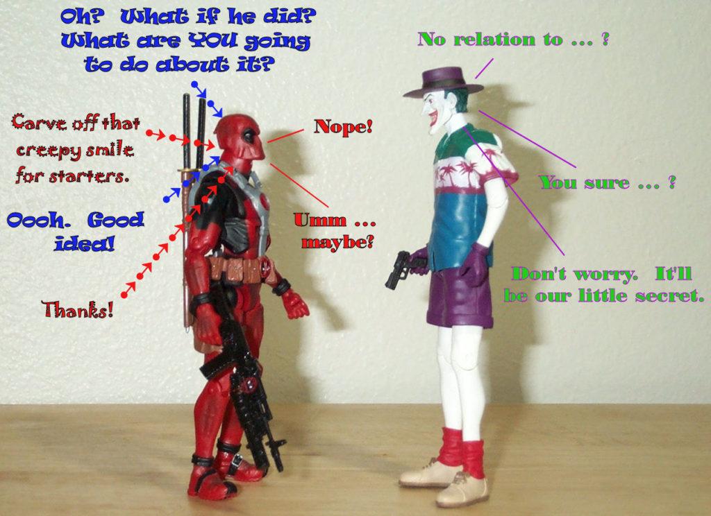 DP and Joker 10