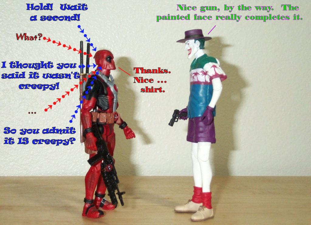 DP and Joker 11