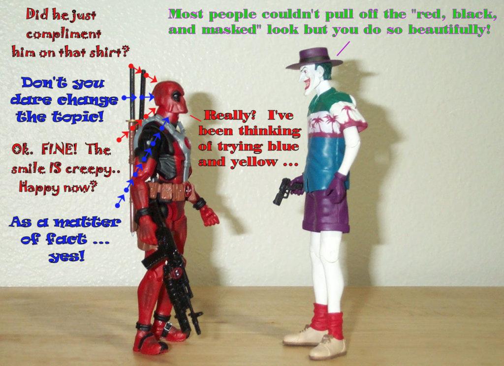 DP and Joker 12