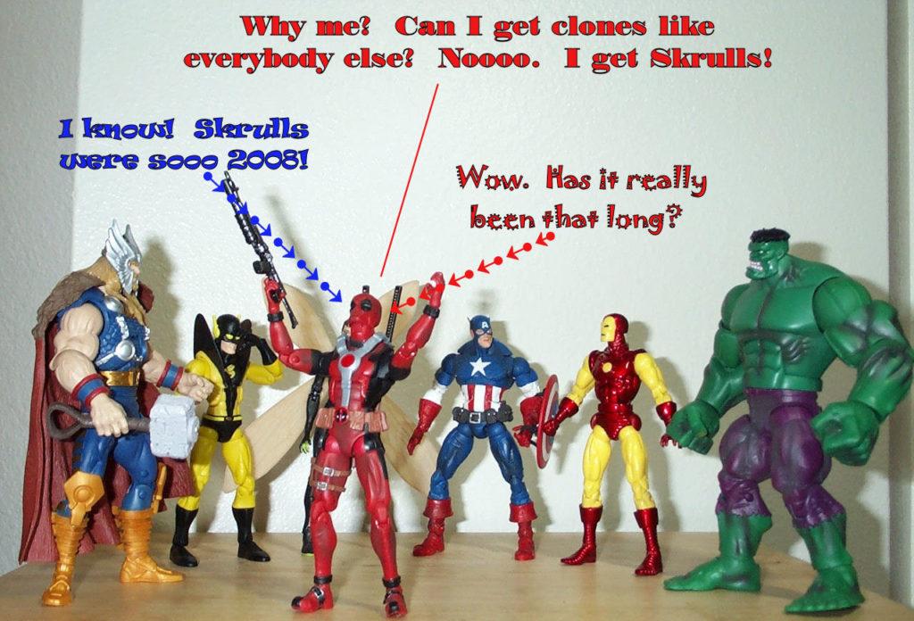Sidekicks 07 Avengers 07
